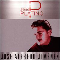 José Alfredo Jiménez - Serie Platino