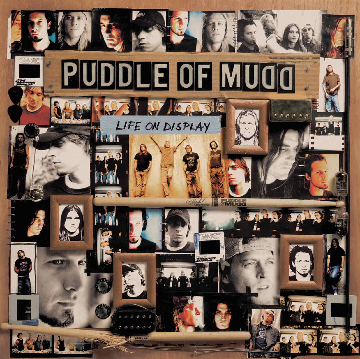 Puddle Of Mudd Away From Me Free Mp3